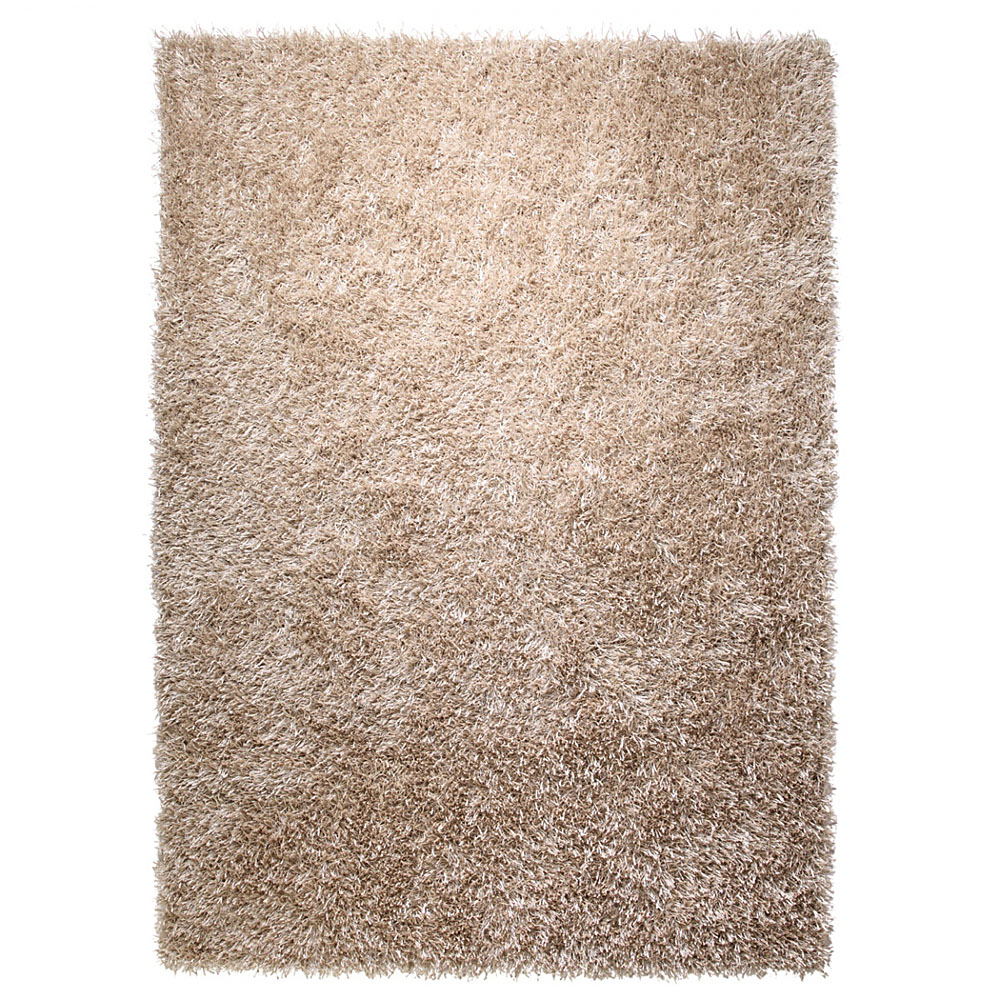 Tapis shaggy beige cool glamour esprit home 200x300 - Tapis shaggy beige ...