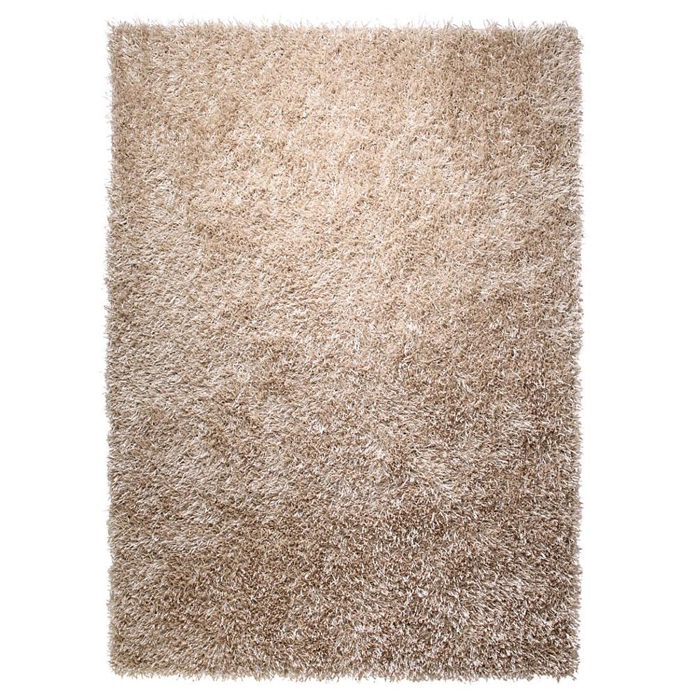 tapis shaggy beige cool glamour esprit home 200x300. Black Bedroom Furniture Sets. Home Design Ideas