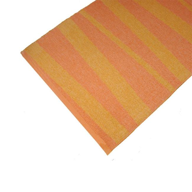 tapis de couloir are z br orange sofie sjostrom design 70x100. Black Bedroom Furniture Sets. Home Design Ideas