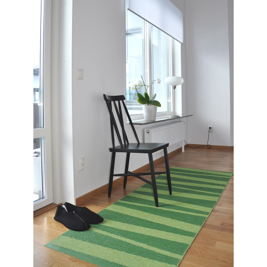 tapis de couloir are z br sofie sjostrom design vert 70x200. Black Bedroom Furniture Sets. Home Design Ideas