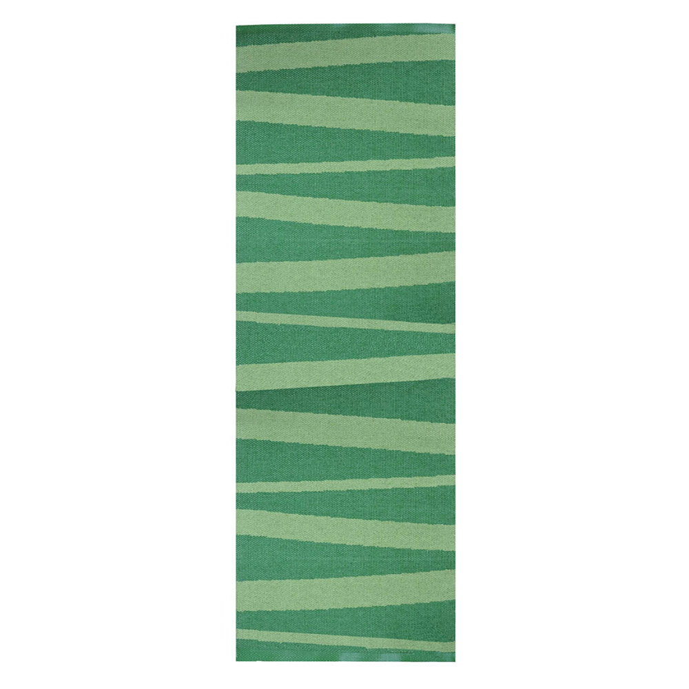 Tapis De Couloir Z Br Vert Sofie Sjostrom Design Are 70x300