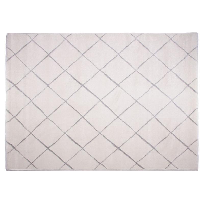 tapis moderne beige perfect 160x230. Black Bedroom Furniture Sets. Home Design Ideas