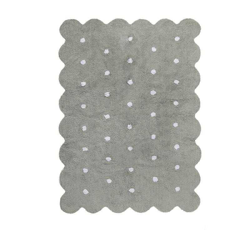tapis enfant galleta gris lorena canals 120x160. Black Bedroom Furniture Sets. Home Design Ideas