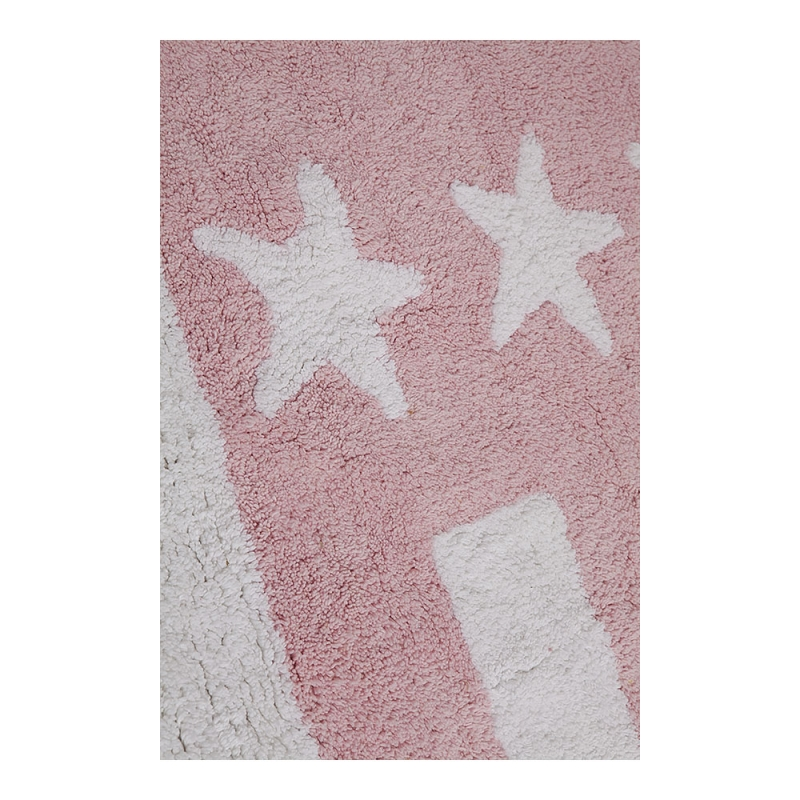 tapis enfant flag american baby rose lorena canals 120x160. Black Bedroom Furniture Sets. Home Design Ideas