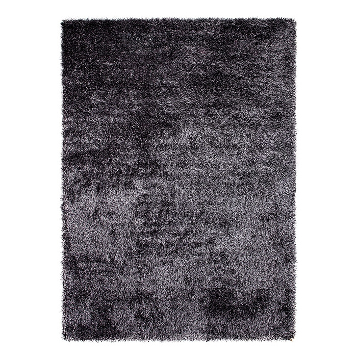 tapis shaggy cosy glamour esprit home anthracite 80x150. Black Bedroom Furniture Sets. Home Design Ideas