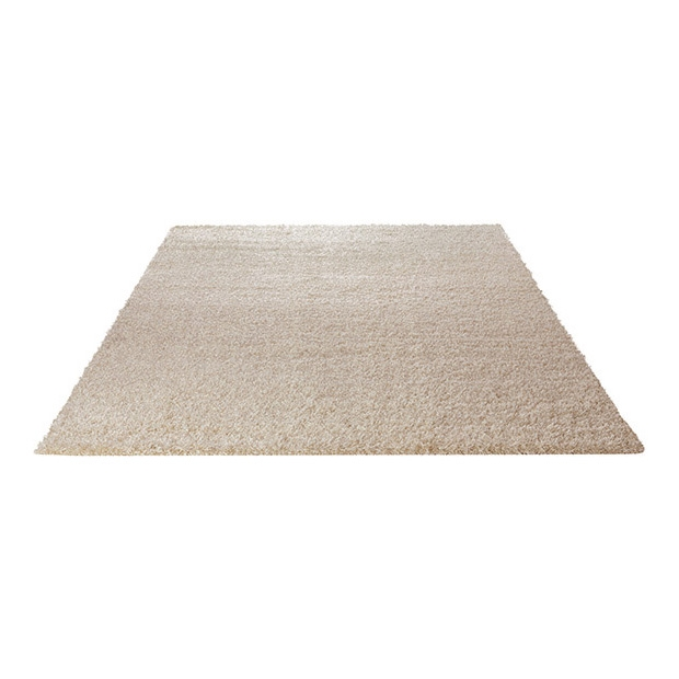 tapis cosy glamour blanc esprit home shaggy 133x200. Black Bedroom Furniture Sets. Home Design Ideas