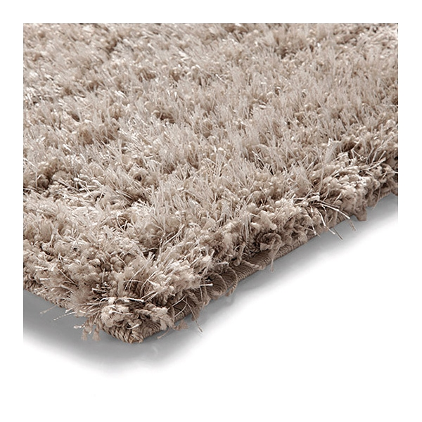tapis cosy glamour taupe shaggy esprit home 120x170. Black Bedroom Furniture Sets. Home Design Ideas