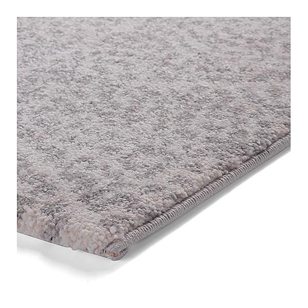 tapis esprit home blanc et gris madison 200x290. Black Bedroom Furniture Sets. Home Design Ideas