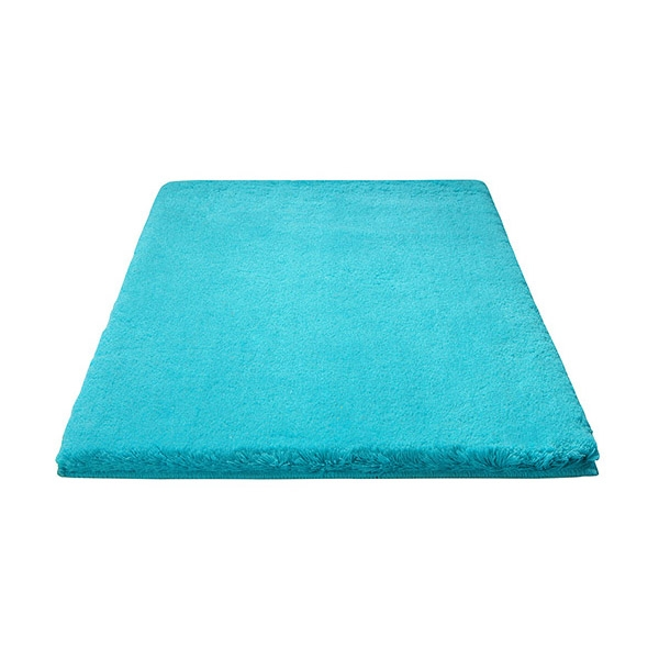 tapis de bain event bleu turquoise esprit home 55x65. Black Bedroom Furniture Sets. Home Design Ideas