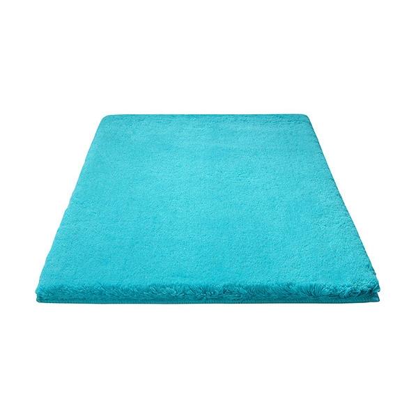 tapis de bain event bleu turquoise esprit home 55x65. Black Bedroom Furniture Sets. Home Design Ideas