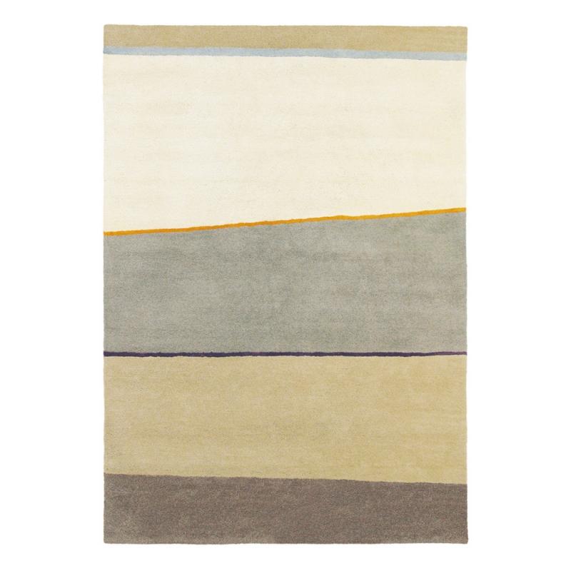 tapis estella horizon brink campman beige pure laine vierge 160x230. Black Bedroom Furniture Sets. Home Design Ideas