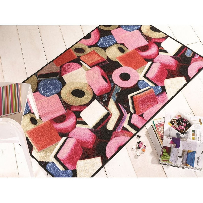 tapis chambre ado allsorts flair rugs 100x160. Black Bedroom Furniture Sets. Home Design Ideas