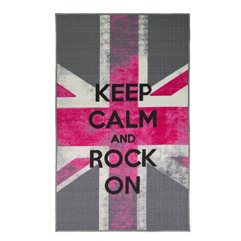 tapis chambre ado rock on flair rugs 100x160 With tapis pour chambre ado
