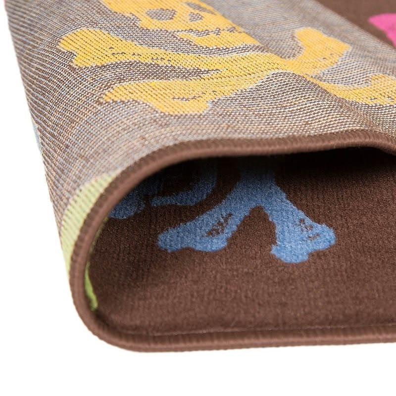 tapis enfants styles tapis ados tapis chambre ado multicolore - Tapis Ados