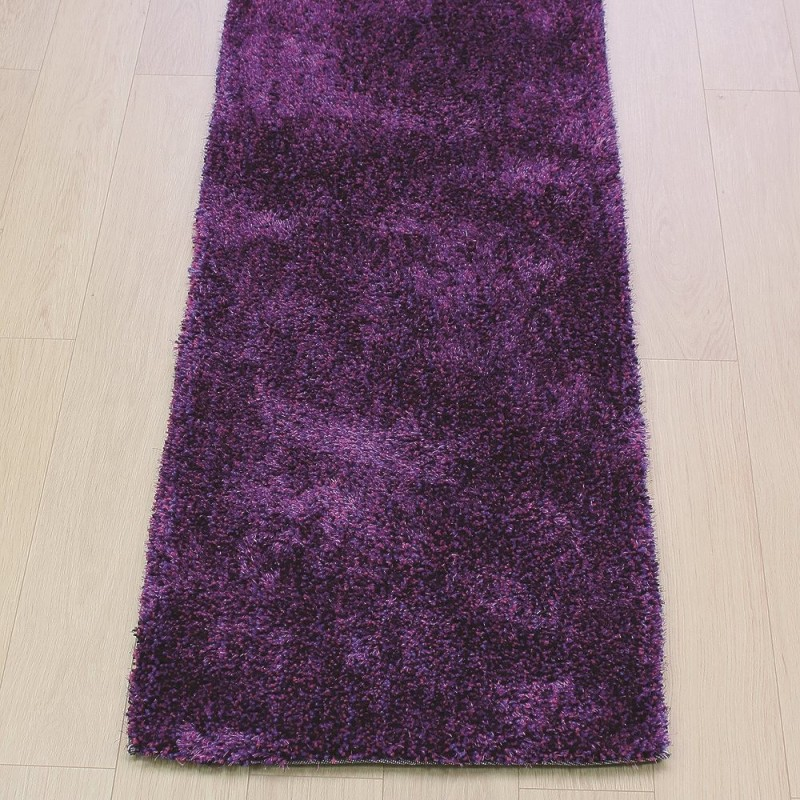 tapis de couloir violet vista flair rugs 60x230. Black Bedroom Furniture Sets. Home Design Ideas