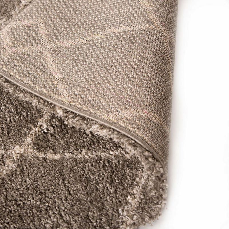 tapis shaggy gris zamba flair rugs 120x170. Black Bedroom Furniture Sets. Home Design Ideas