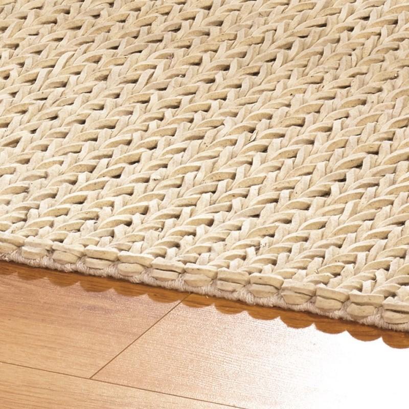 Tapis laine tissu00e9 main naturel cascada flair rugs 160x230