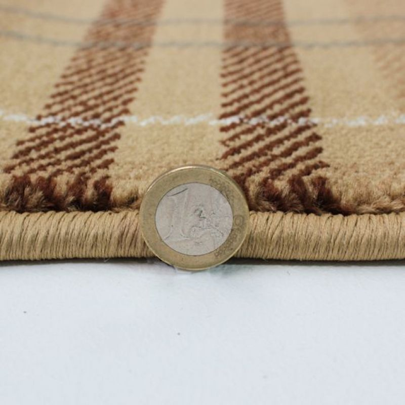 tapis moderne beige kilry flair rugs 120x170. Black Bedroom Furniture Sets. Home Design Ideas