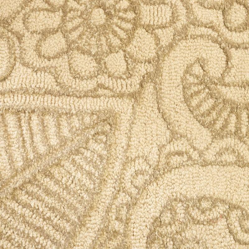 tapis fait main beige mendhi flair rugs 160x230. Black Bedroom Furniture Sets. Home Design Ideas