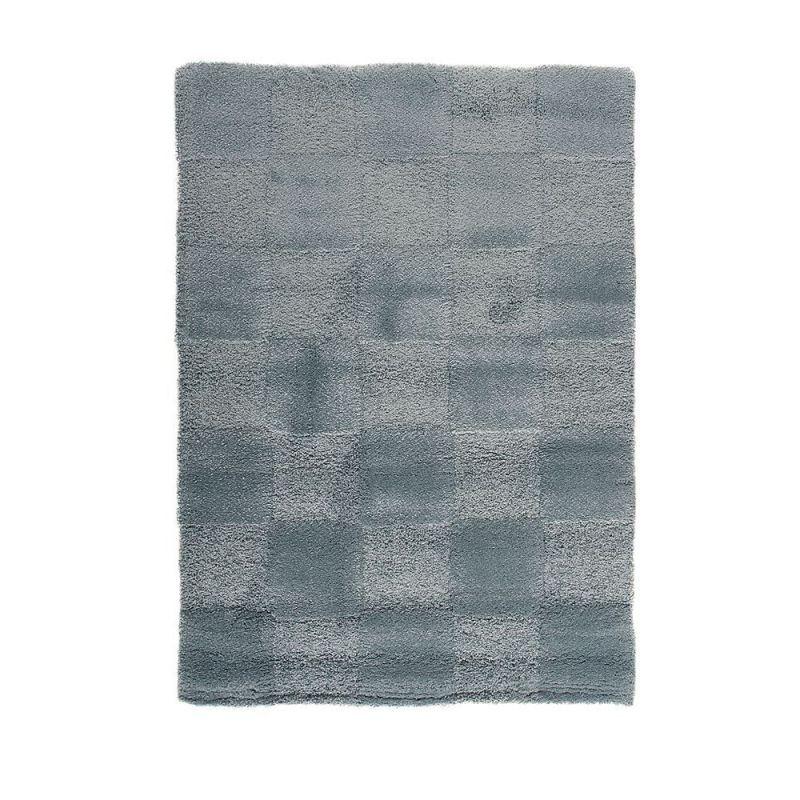Tapis shaggy gris garnet flair rugs 120x170 - Tapis shaggy gris ...