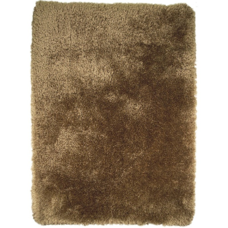 tapis shaggy tuft main taupe pearl flair rugs 160x230. Black Bedroom Furniture Sets. Home Design Ideas