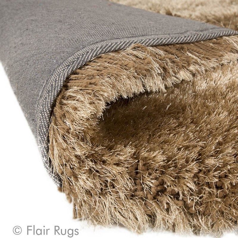 tapis shaggy tuft main taupe pearl flair rugs 80x150. Black Bedroom Furniture Sets. Home Design Ideas