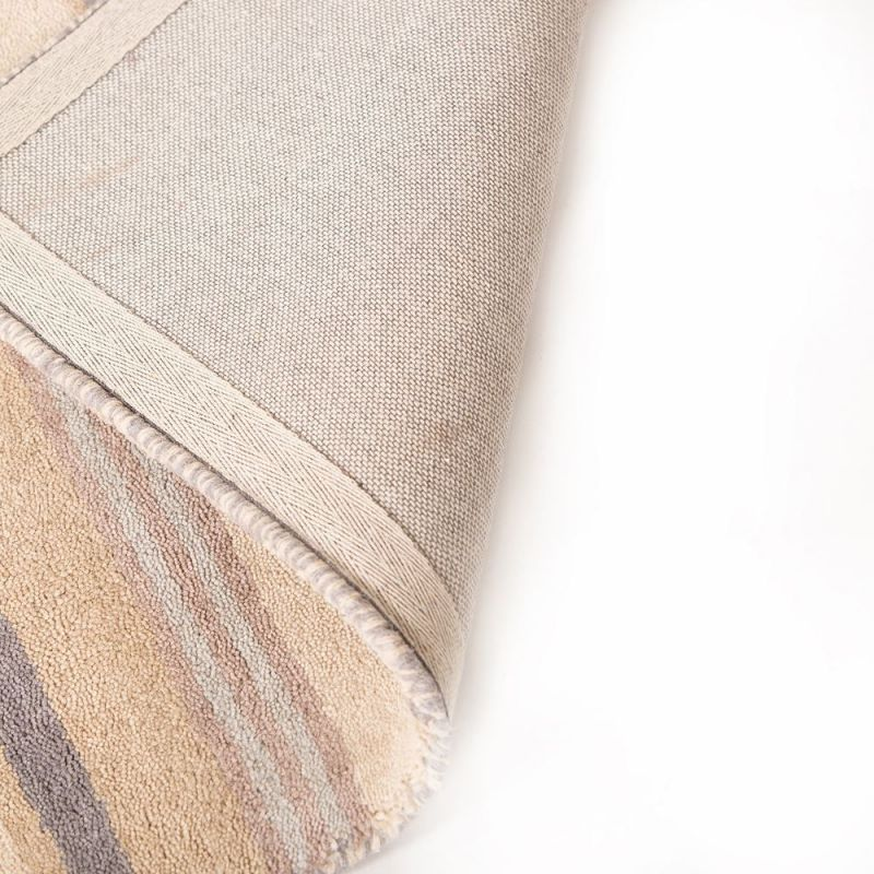 tapis moderne gris birch flair rugs 120x170. Black Bedroom Furniture Sets. Home Design Ideas