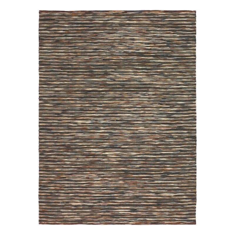 tapis gusto brink campman pure laine marron chin 200x300. Black Bedroom Furniture Sets. Home Design Ideas