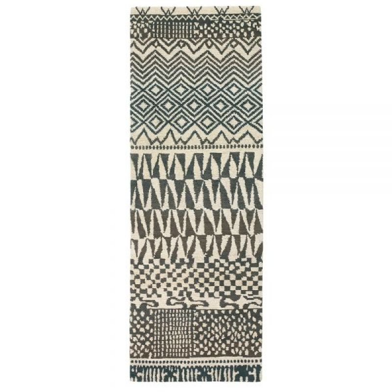 tapis de couloir beige himali marrakesh brink campman 100x300. Black Bedroom Furniture Sets. Home Design Ideas