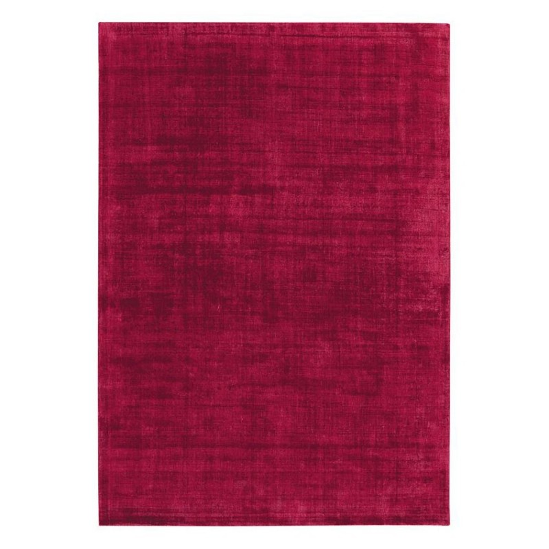 tapis viscose tiss main bordeaux reflect ligne pure 170x240. Black Bedroom Furniture Sets. Home Design Ideas