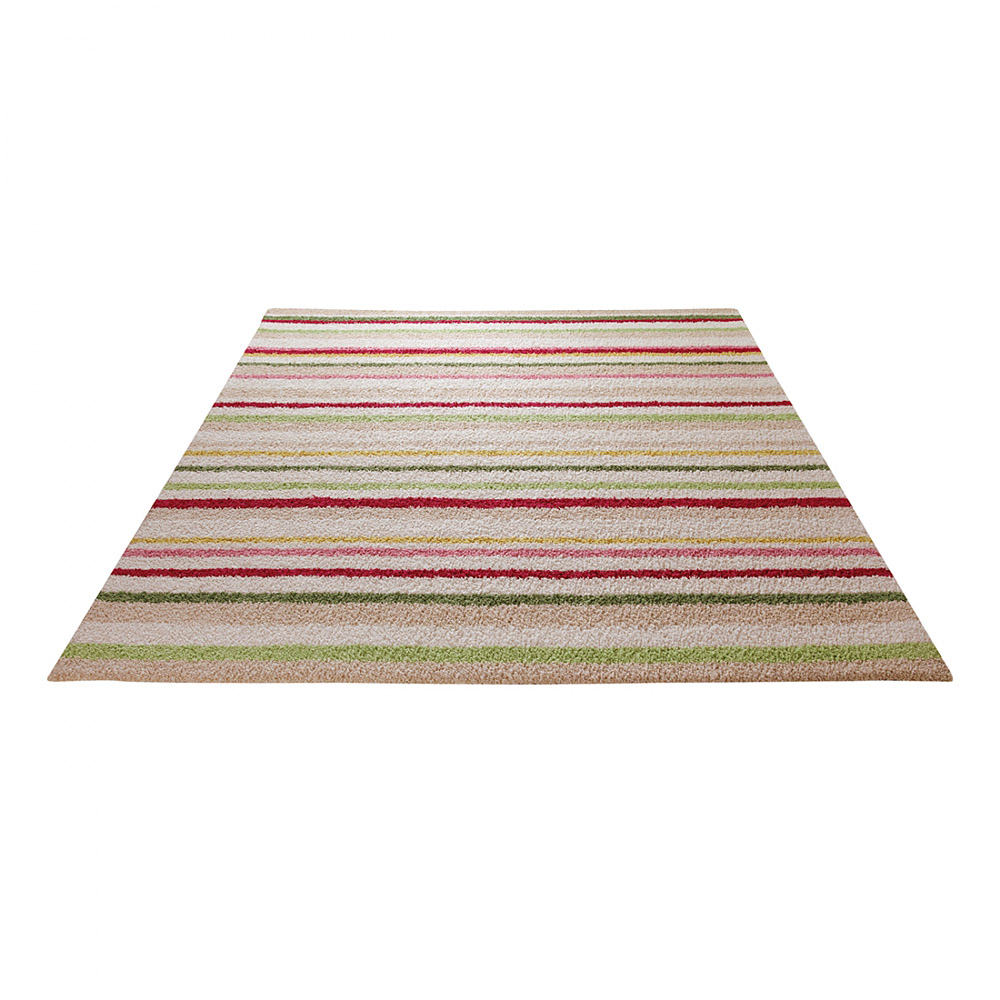 tapis esprit home funny stripes multicolore 140x200. Black Bedroom Furniture Sets. Home Design Ideas