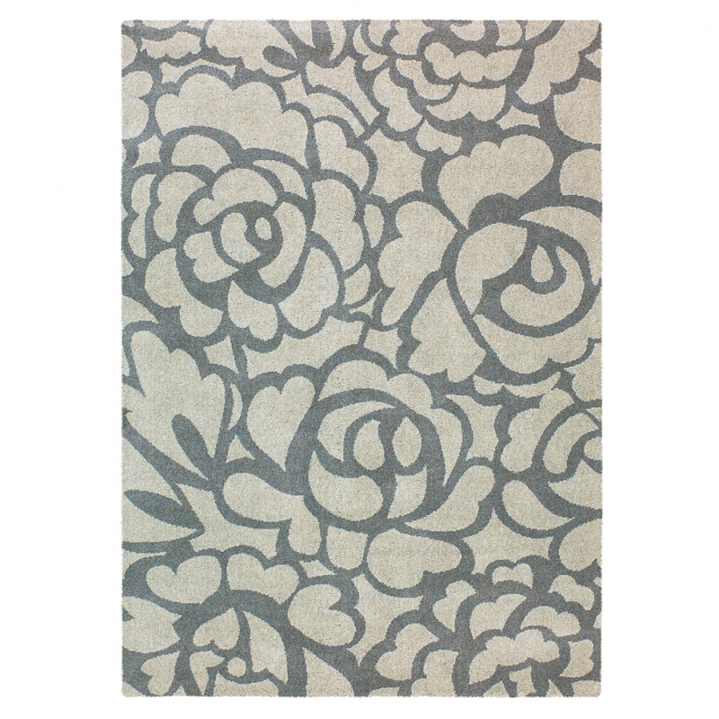 tapis gris spheric rose brink campman 200x280. Black Bedroom Furniture Sets. Home Design Ideas
