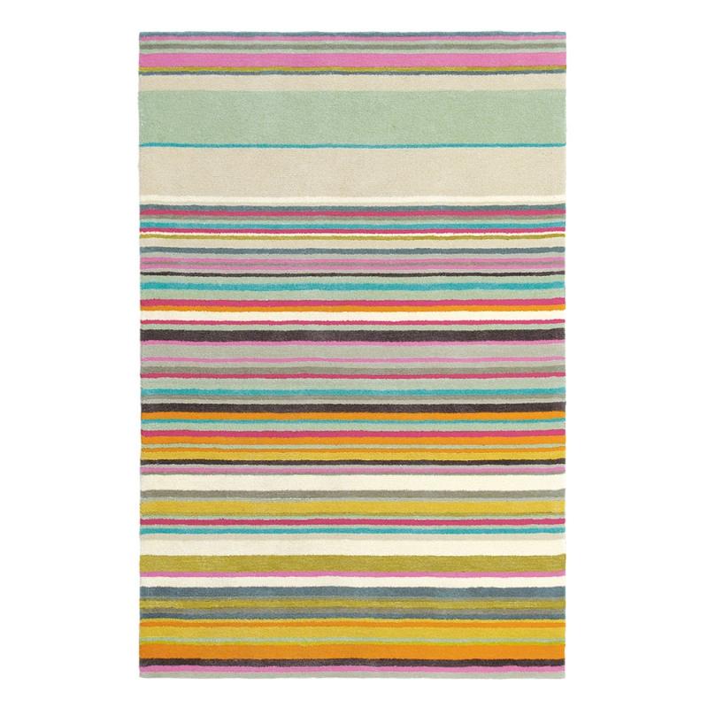 Tapis xian fresh pastel brink campman tuft main 70x140 - Tapis couleur pastel ...
