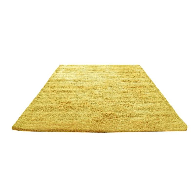 tapis zelie home spirit jaune 170x230. Black Bedroom Furniture Sets. Home Design Ideas