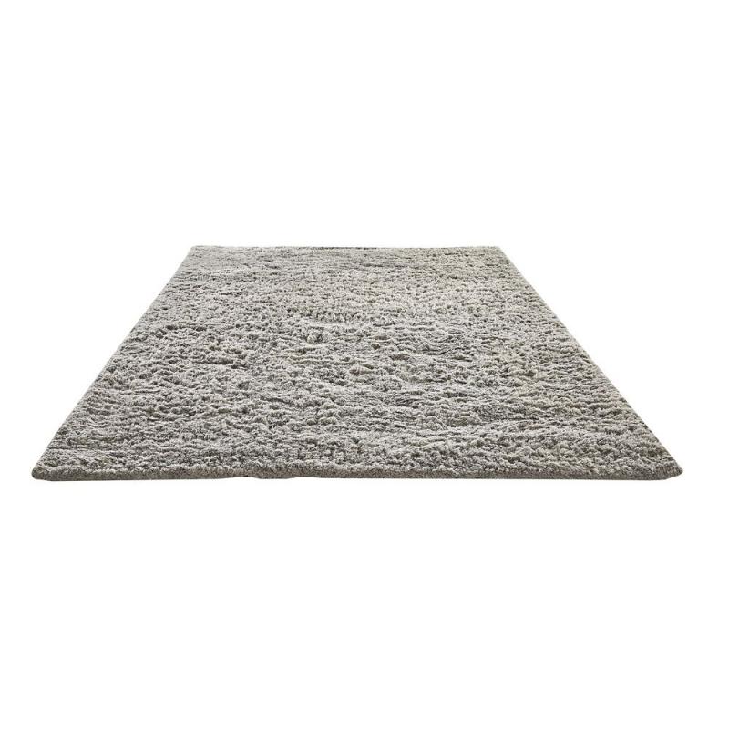 tapis shaggy vision gris home spirit 170x230. Black Bedroom Furniture Sets. Home Design Ideas