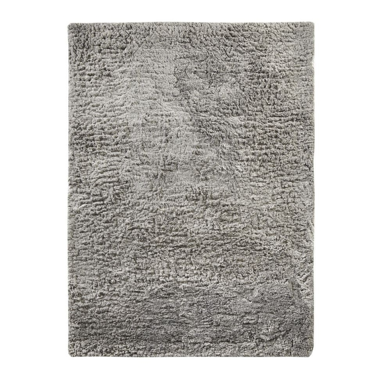 tapis shaggy vision gris home spirit 170x230. Black Bedroom Furniture Sets. Home Design Ideas