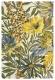 tapis floreale maize harlequin - avalnico
