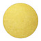 tapis rond moderne jaune esprit home colour in motion
