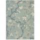 tapis anthea china blue sanderson - avalnico
