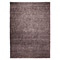 tapis moderne spacedyed marron esprit home
