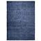 tapis moderne esprit home spacedyed bleu