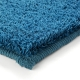 tapis shaggy corn carpet bleu esprit home