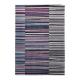 tapis moderne seashore violet esprit home