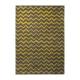 tapis moderne kalahari jaune esprit home