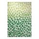 tapis snugs esprit home moderne vert