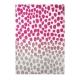 tapis esprit home moderne rose snugs