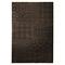 tapis moderne hamptons chocolat esprit home