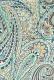 tapis kashmir azure sanderson - avalnico