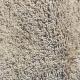 tapis shaggy stonewash beige brink & campman
