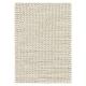 tapis en laine highland blanc angelo tissé main